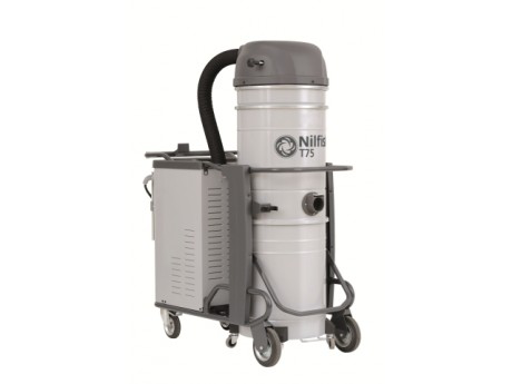 Nilfisk T75 industrial vacuum cleaner