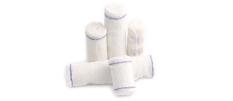 Cotton Crepe Bandage,100% Cotton