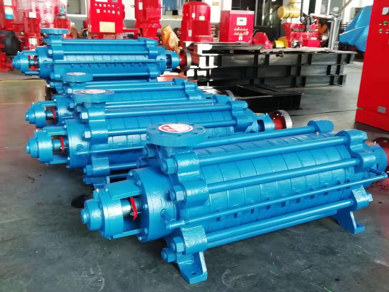 MD85-67型煤礦用耐磨多級離心泵