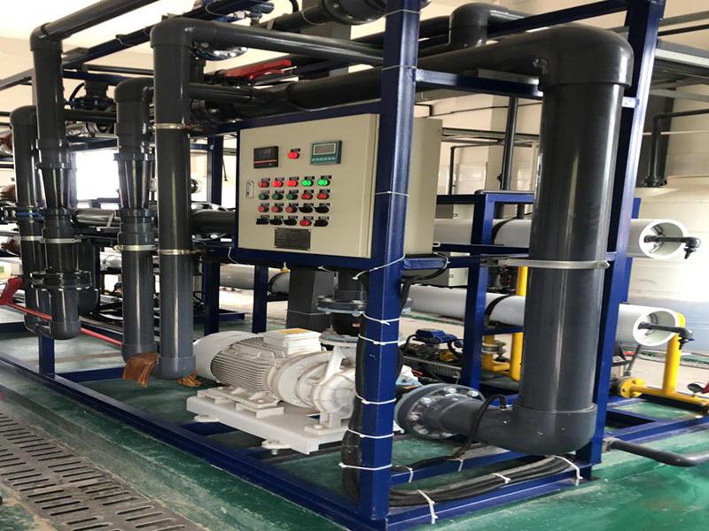 垃圾滲濾液處理設備