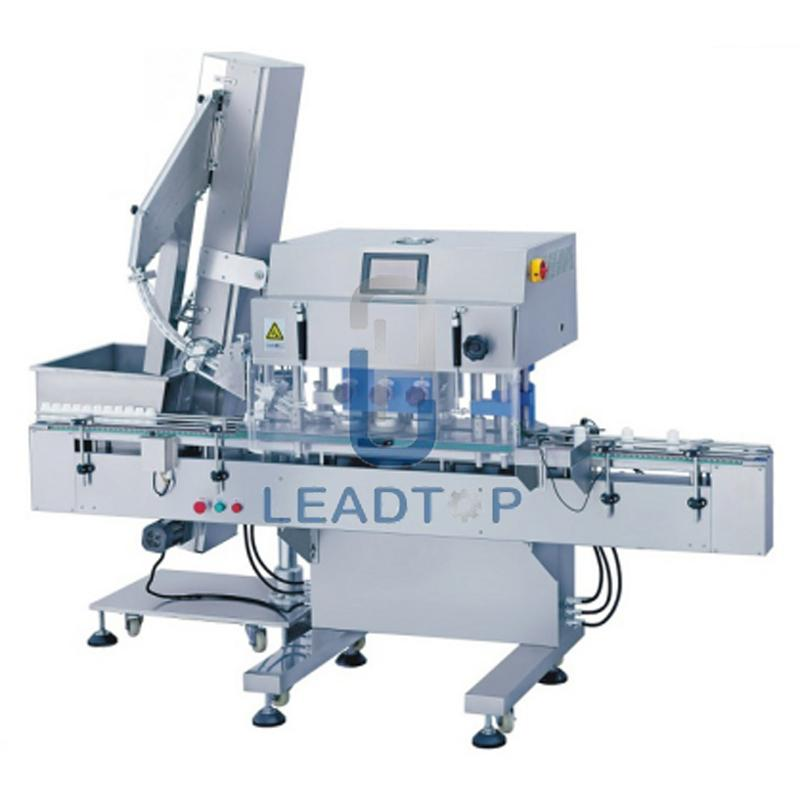 Automatic Linear Style High Speed Capping Machine