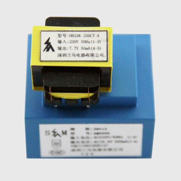 EI19小型低频变压器/EI16带针电源变压器/微型特小变压器