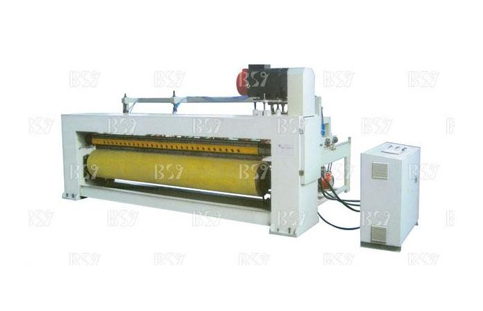 BJG1326數控滾切單板剪切機