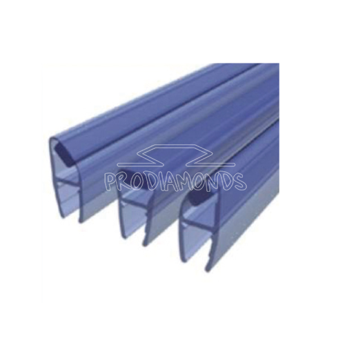 Seals for Glass Shower Screen