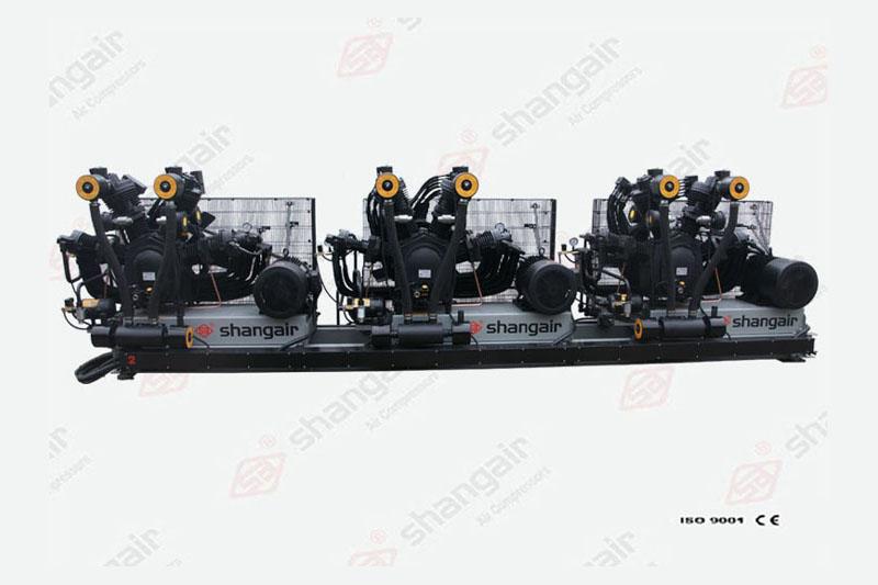 83SW系列无油空压机(三机)