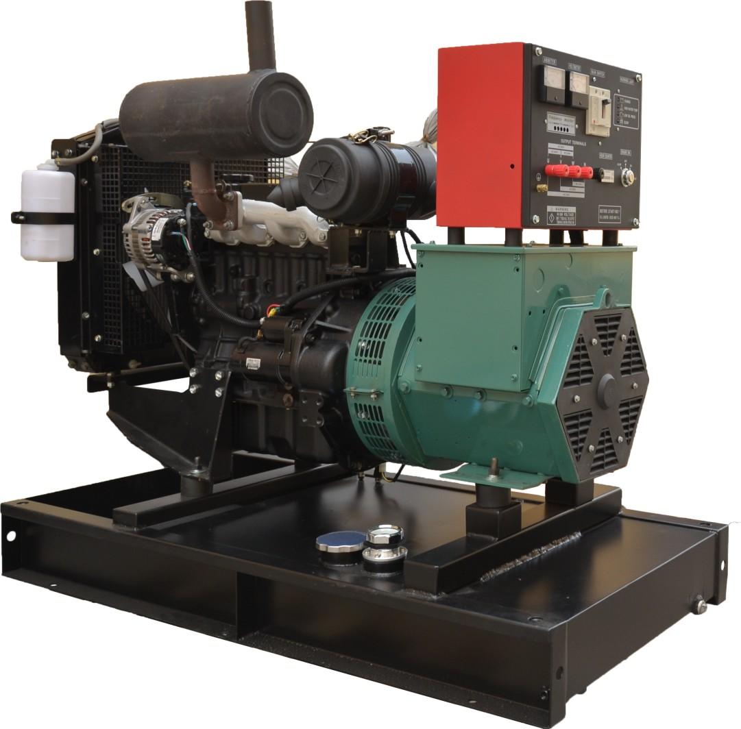 簡易式柴油機