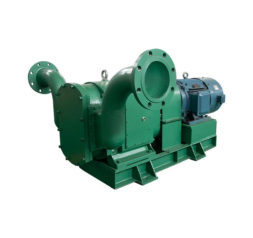 DX彈性體旋轉凸輪泵