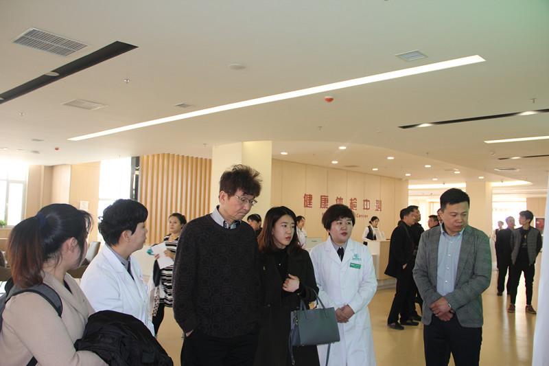 日本名醫河本政一院長來葫訪問