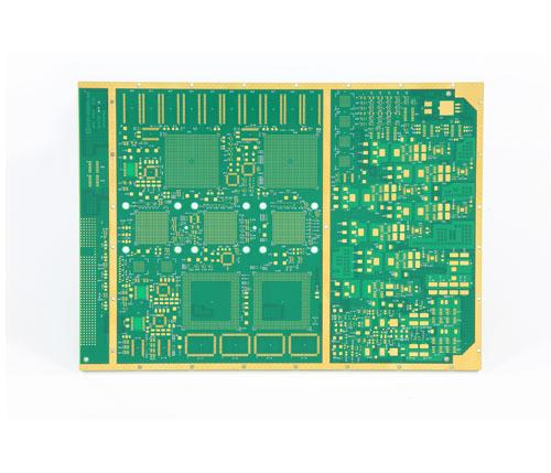 32層埋盲孔工藝陰陽銅結構航空HDI印制板