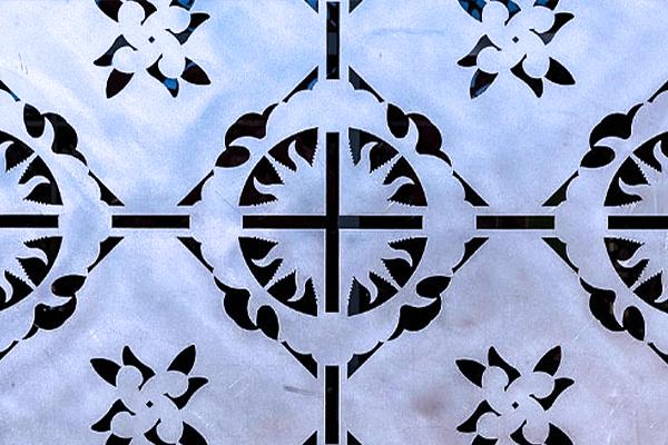 激光切割在装饰行业的应用