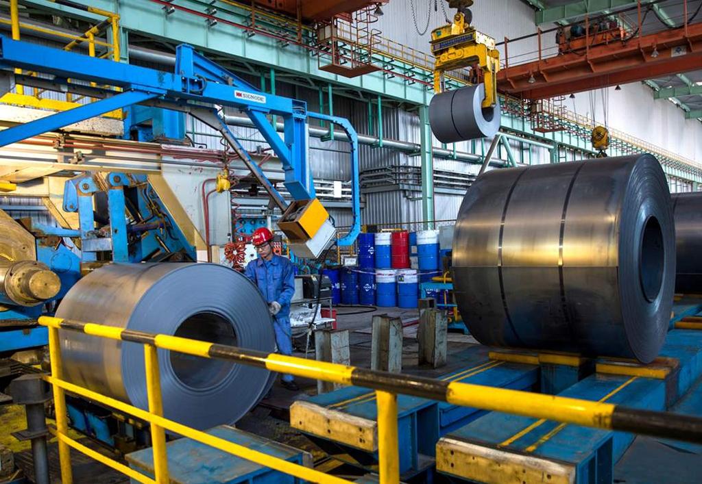 河北钢铁集团邯郸钢铁集团有限责任公司