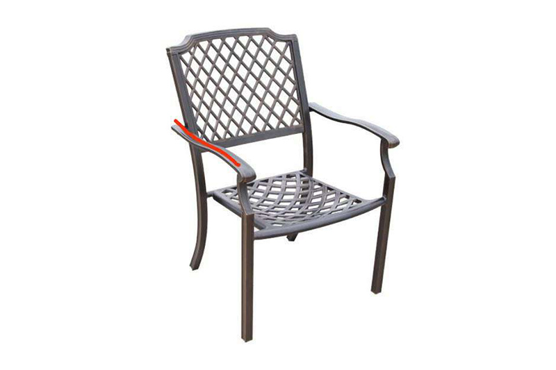 6033 Denton Chair