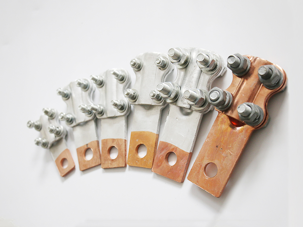 JL aluminum equipment clamp