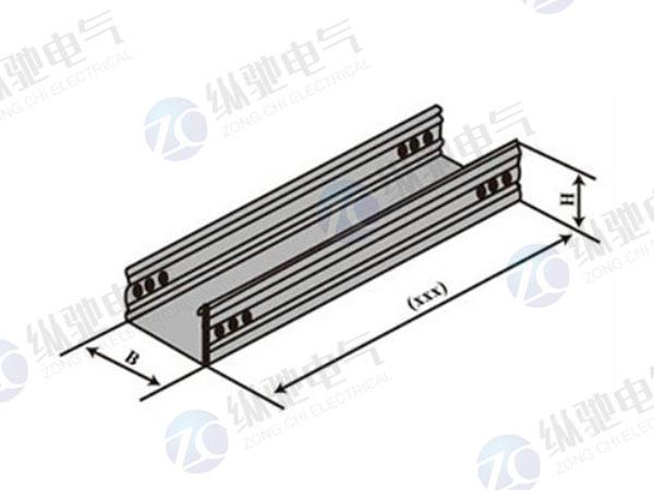 DJ-C-Ⅰ-01型槽式大跨距電纜橋架