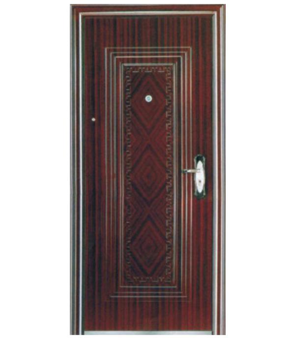 鋼木復合防盜門