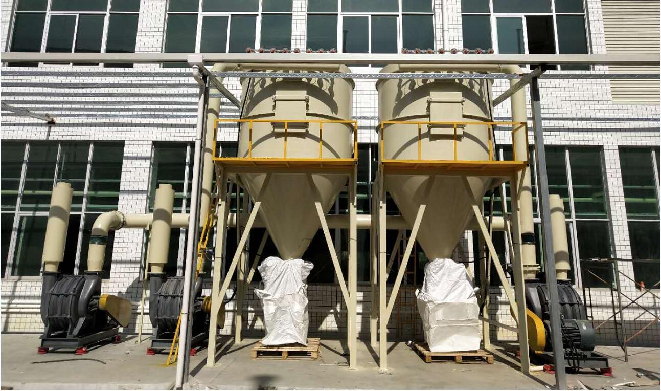 PCB中央吸塵機工程案例
