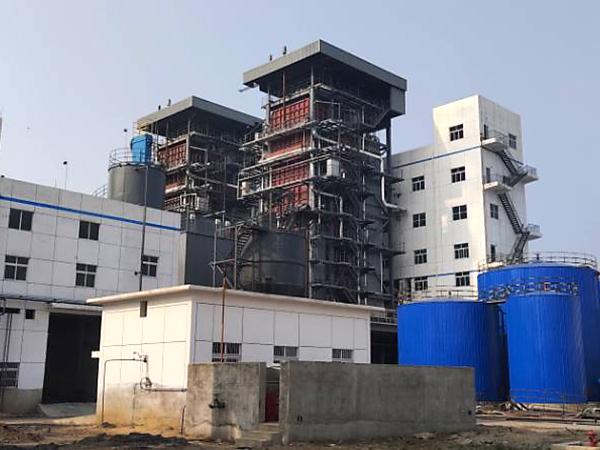 河南新野紡織股份有限公司2*75t/h鍋爐及配套發電機組運行及檢修