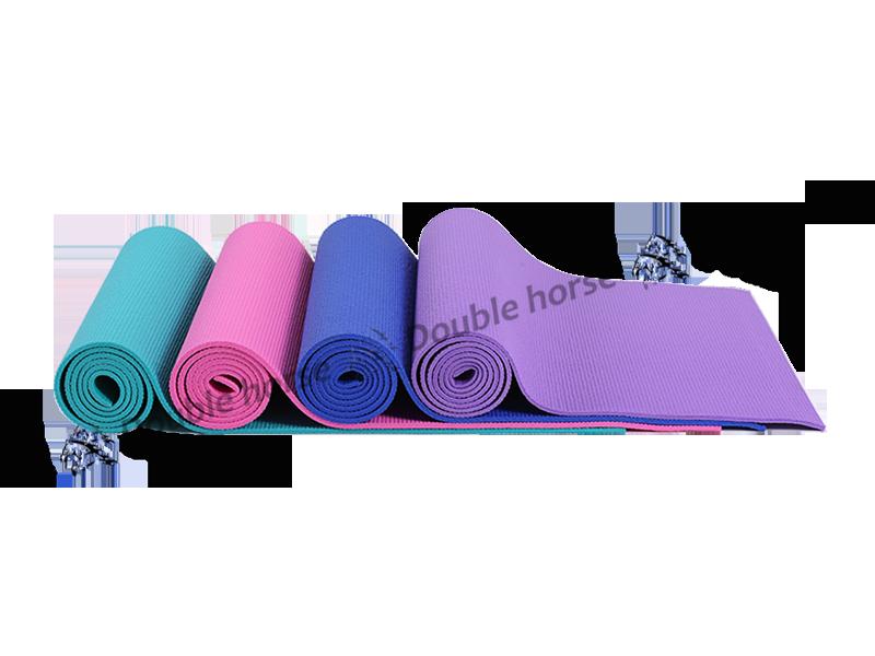 PVC單色瑜伽墊