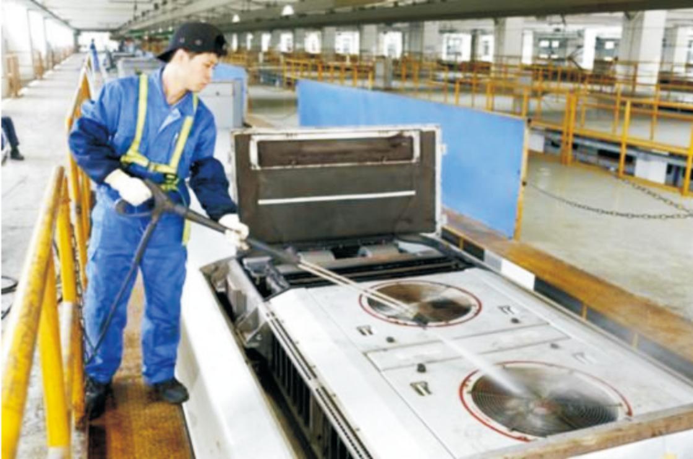 GRB-802列车空调高效清洗剂