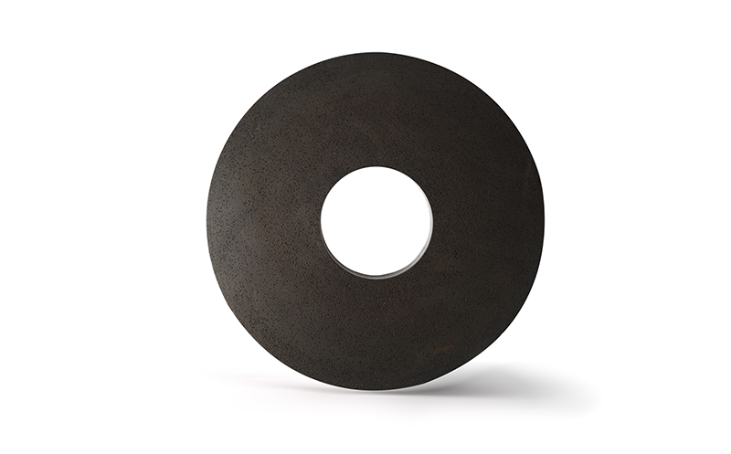 树脂结合剂CBN双端面砂轮 微气孔大尺寸磨削