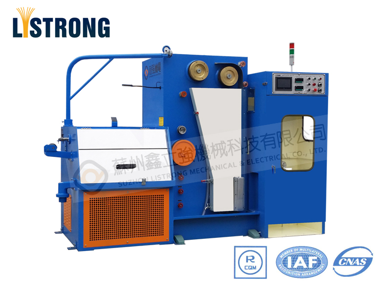 14DT Fine Copper Wire Drawing Machine with Annealer