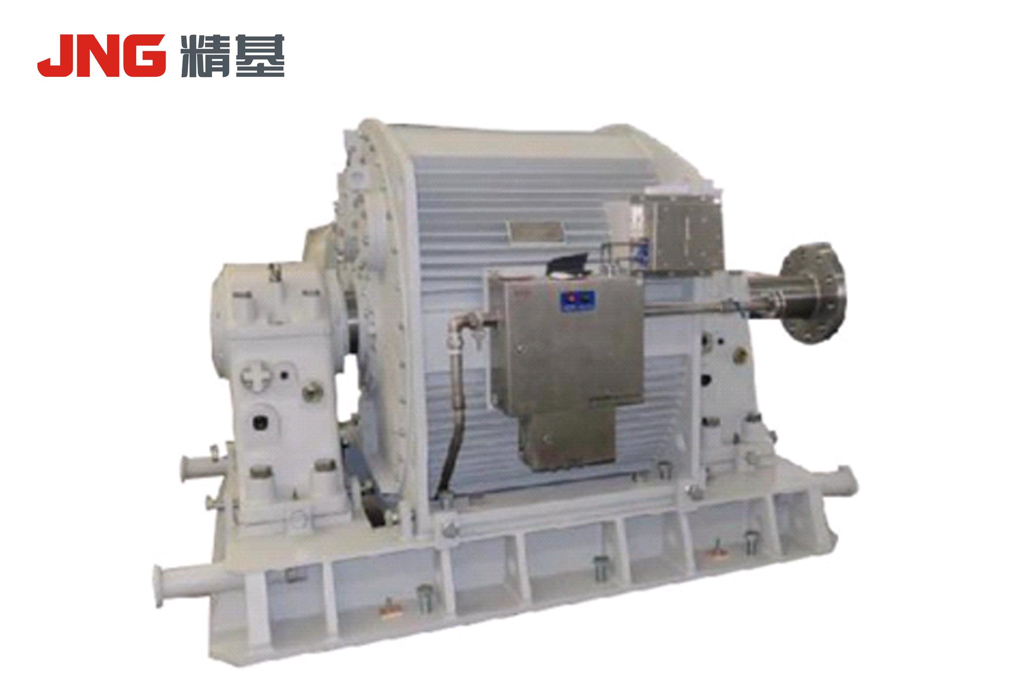 往复式压缩机用三相永磁同步变频电动机