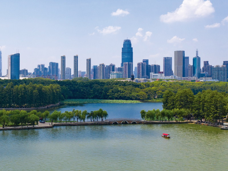 武漢環東湖綠道