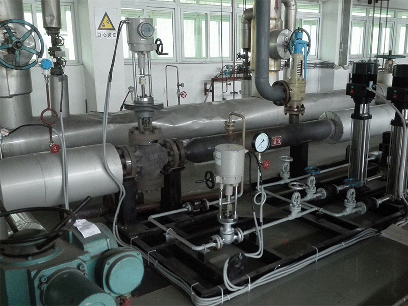 Brief introduction of Hangzhou Dongchen thermal auxiliary machine Co., Ltd.