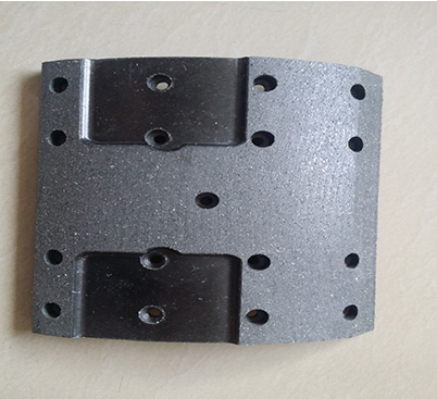 Drum brake pads for automobiles 2