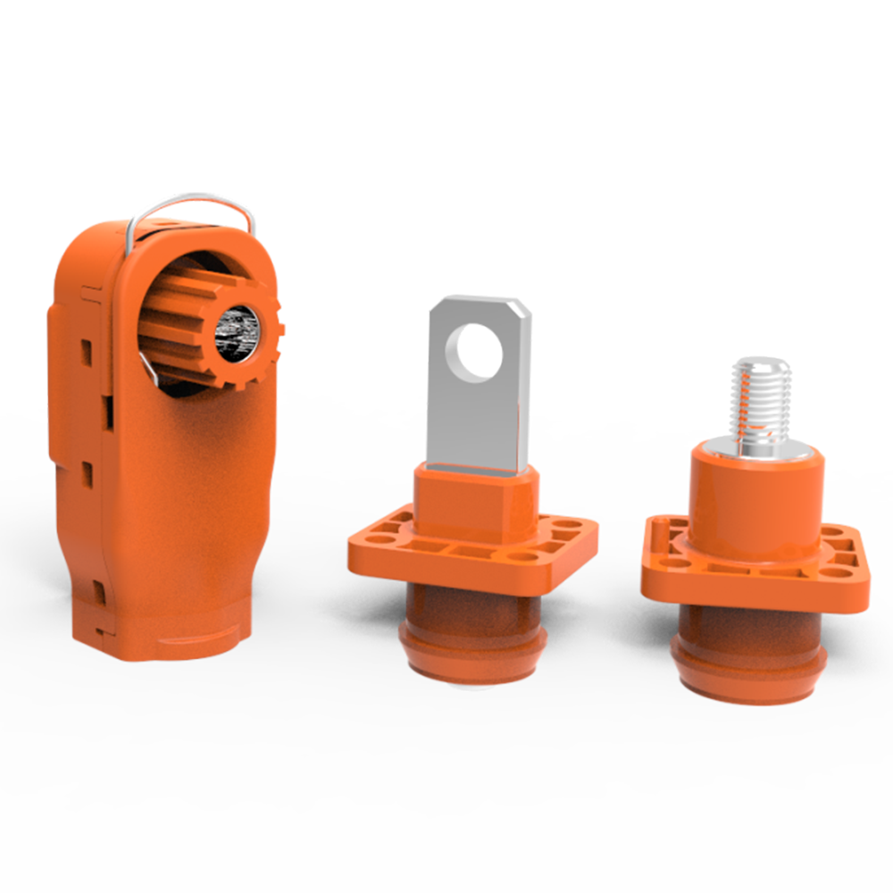PEC200A plastic energy storage connector