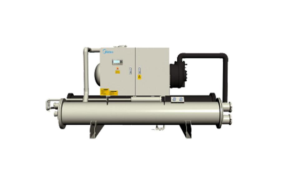 熱回收螺桿式冷水機