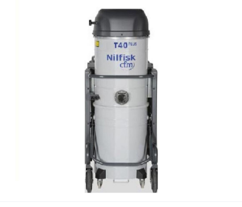 Nilfisk Explosion proof T40 industrial vacuum cleaner