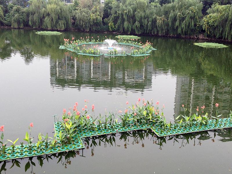 杭州市拱墅区罗家斗河水体生态修复工程