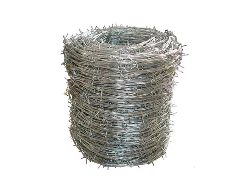 10Barded Wire