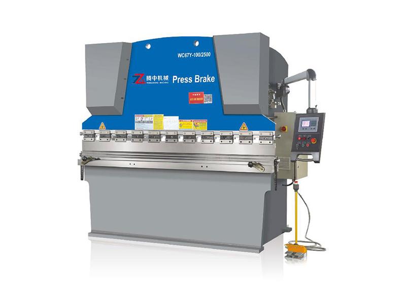 WC67K系列數控-液壓板料折彎機