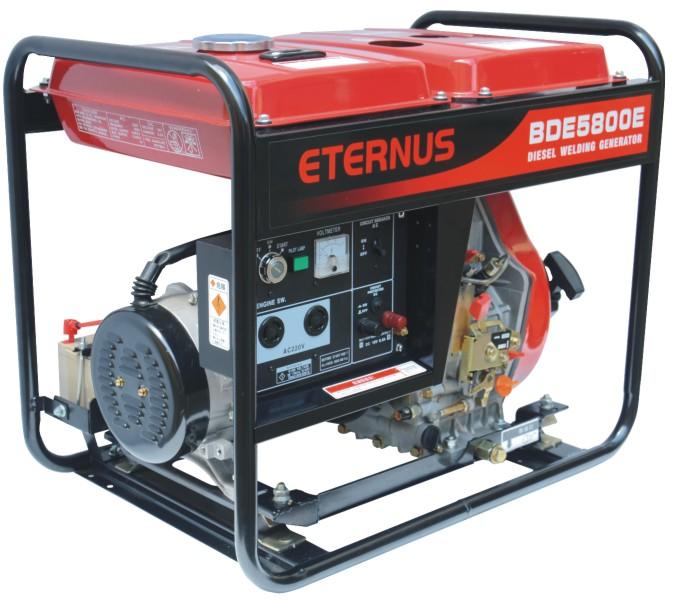 5kW開架式柴油發電機