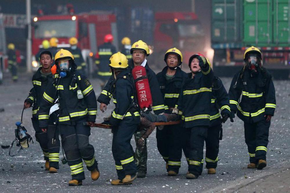 消防常识:干粉灭火器使用方法