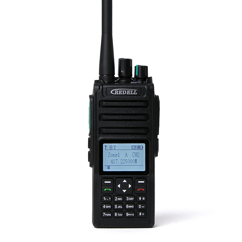REDELL IP66 Waterproofed digital walkie talkie TWO WAY RADIO