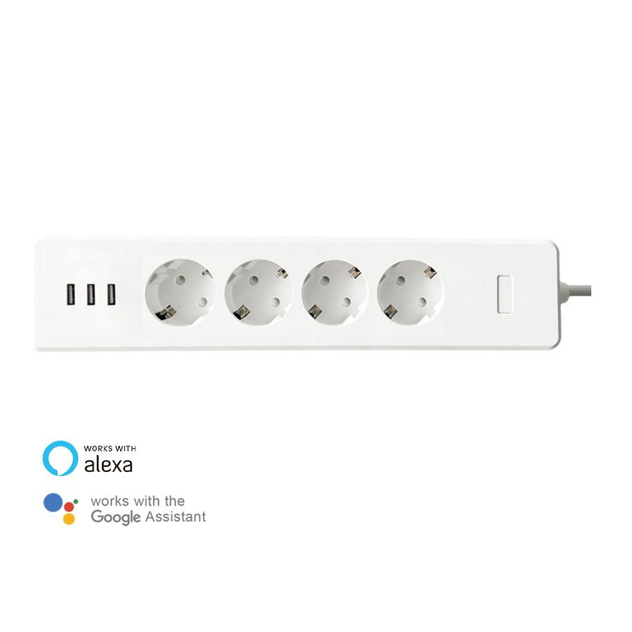 Wi-Fi Power Strip EU
