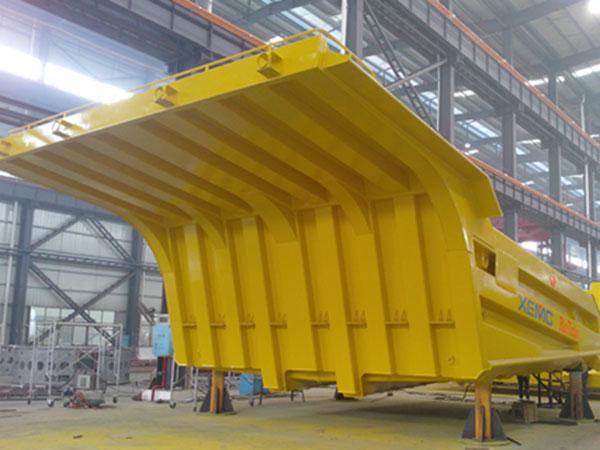 礦用機車150t-220t車廂