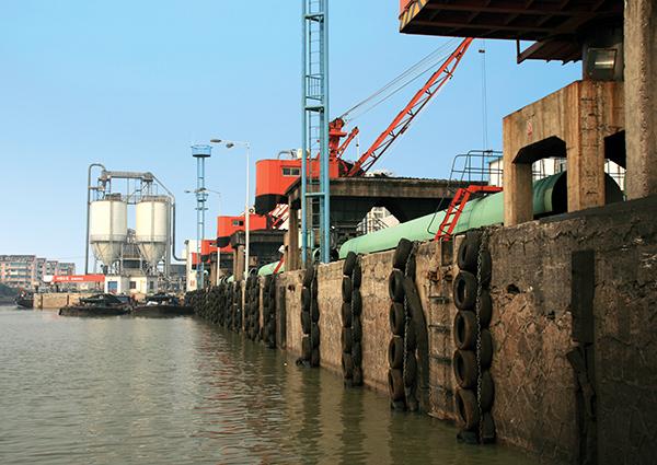 長興電廠碼頭