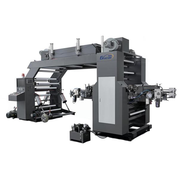 YTB-A-两色高速层叠式柔版印刷机