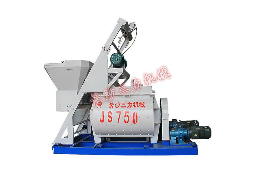 JS750攪拌機