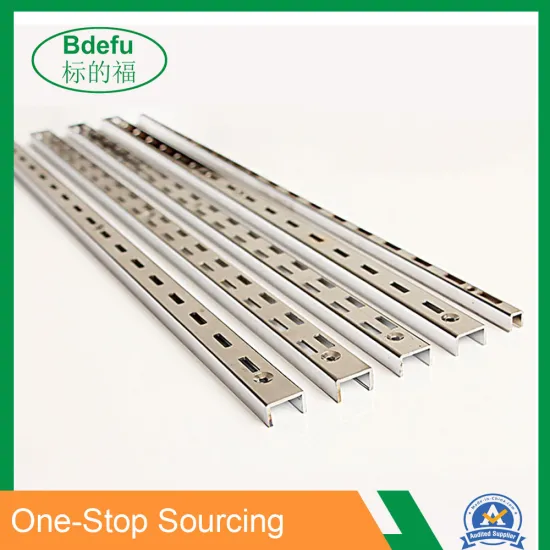 Shelf Standards, Single and Double Hole AA Column