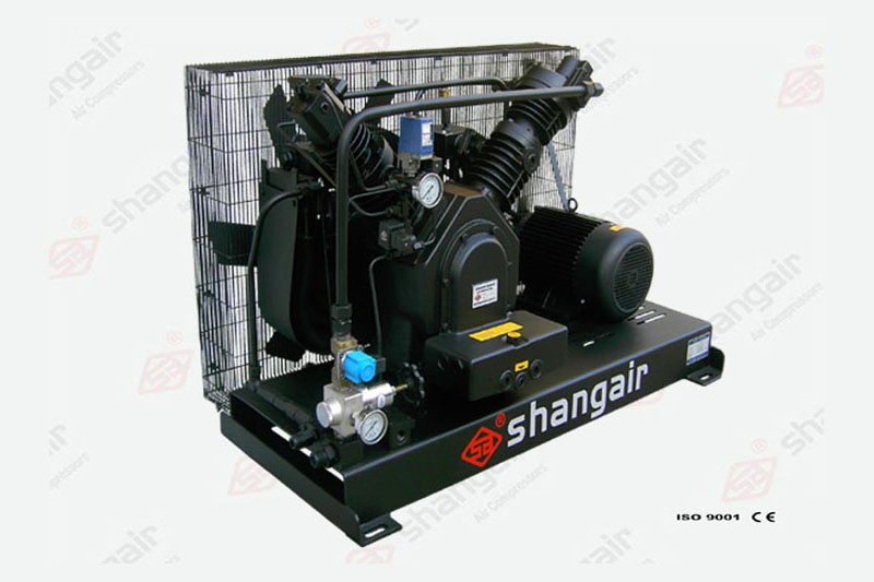 5VZ Series Booster Air Compressor
