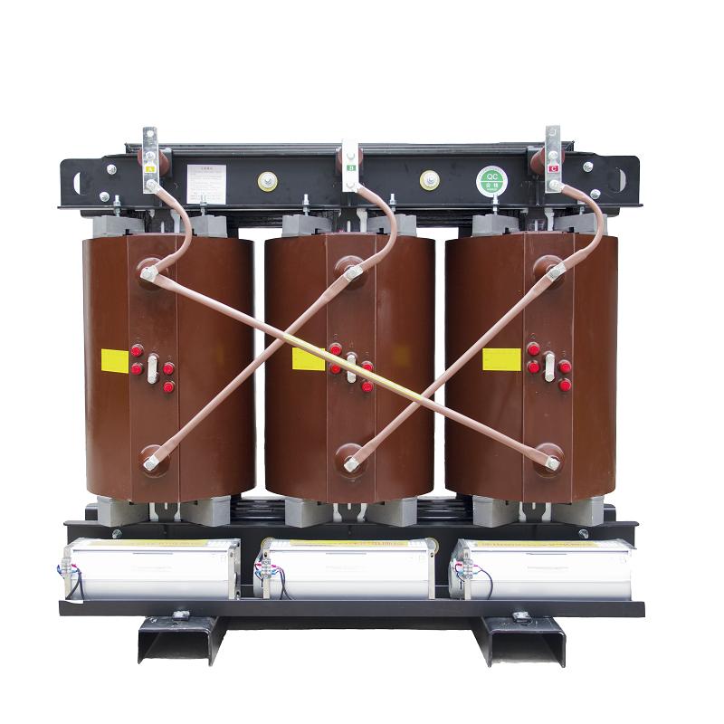 10kV级SC(B)10型三相树脂绝缘干式变压器