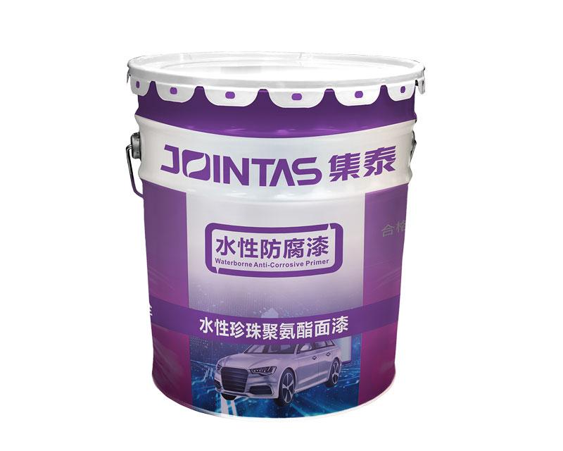 水性珍珠聚氨酯面漆1