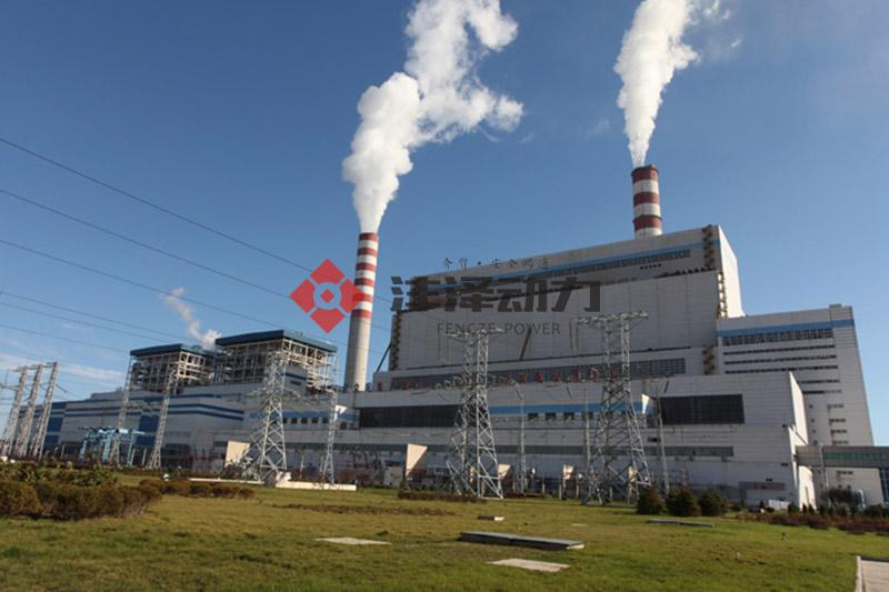 Liaoning Suizhong Power Plant 2×800MW Unit