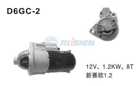 型号:D6GC-2