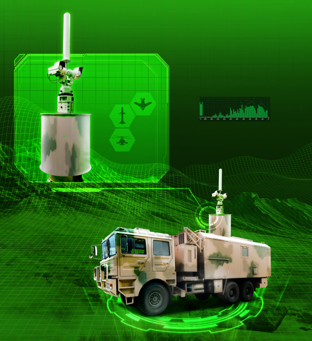 TH-S317光雷一体低空监视系统